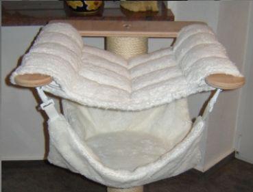 kirstins heimtier shop kratzbaum h ngemulde multiplex mit unterh nger. Black Bedroom Furniture Sets. Home Design Ideas