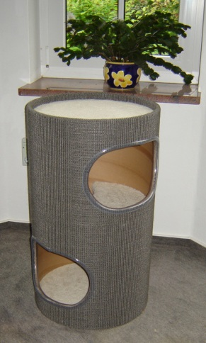 kirstins heimtier shop kratztonne 80 cm 45 cm. Black Bedroom Furniture Sets. Home Design Ideas