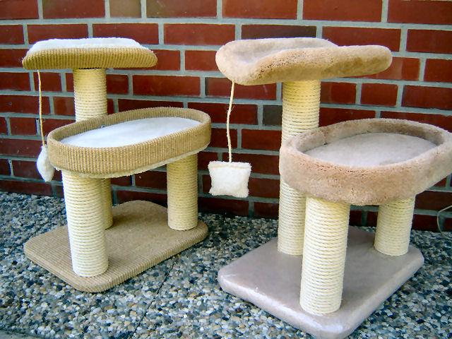 kirstins heimtier shop kittenkratzbaum miau. Black Bedroom Furniture Sets. Home Design Ideas
